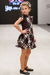 Коллекция «Oxford school» BFW 2016. Бренд «You are 4 me»